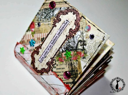 Mini álbum Sobres 3