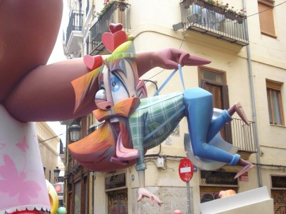 Fallas Valencia 2016 - 1