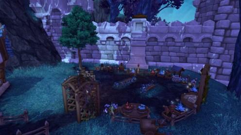 Level 2 herb garden - so pretty