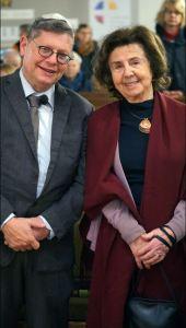 Shoshana und Michael Yaron