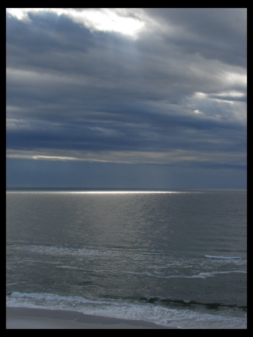Gulf of Mexico sky