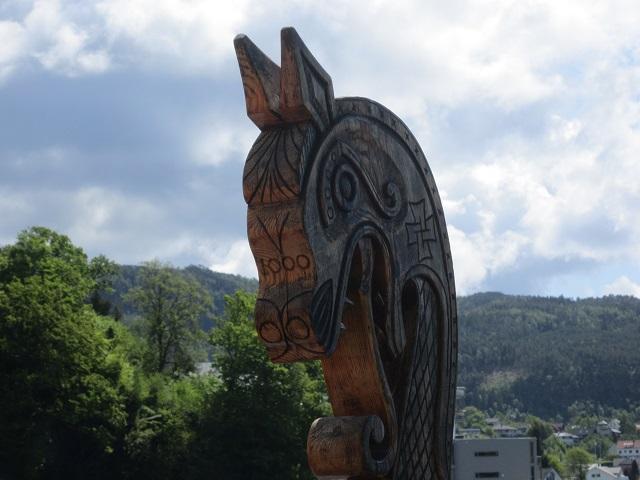 Viking and Medieval festival held at Hordamuseet