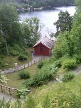 composer's hut