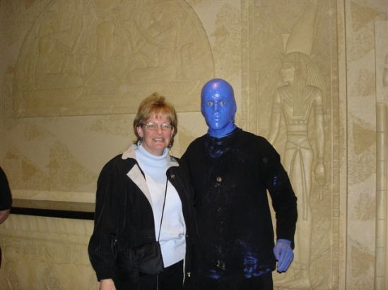 Blue Man Group, Las Vegas
