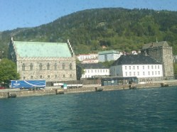 June 6, 2010 - arriving in Bergen