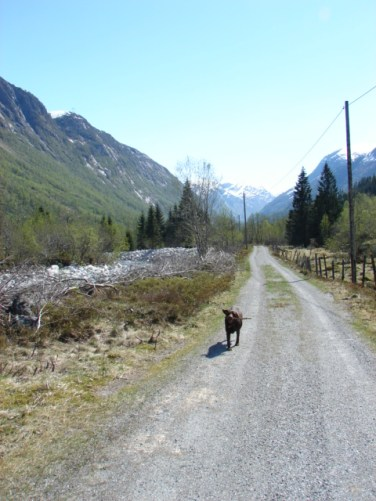 May 5, 2007 - Modalen, Norway