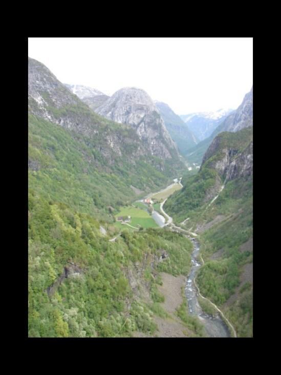 June 2006 - Stalheim in Norway