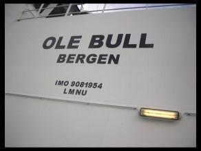 August 2007 - Breistein–Valestrandsfossen car ferry