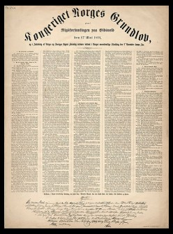a page from the Constitution