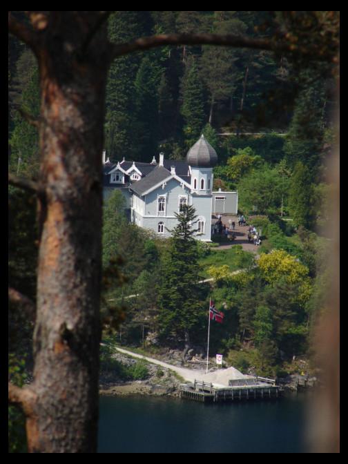 May 22, 2014 - Ole Bull's Lysøen villa