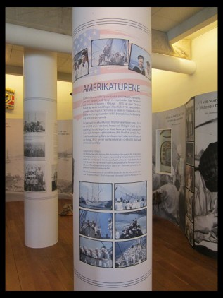 July 12, 2014 - Bergen Maritime Museum Training Ship exhibit
