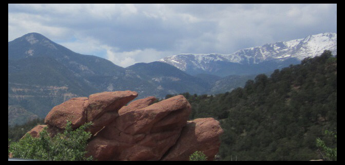 June 13, 2015 - Garden of the Gods