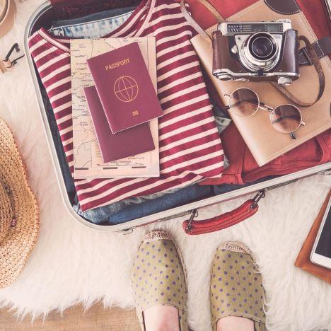 Valise ou sac à dos ?