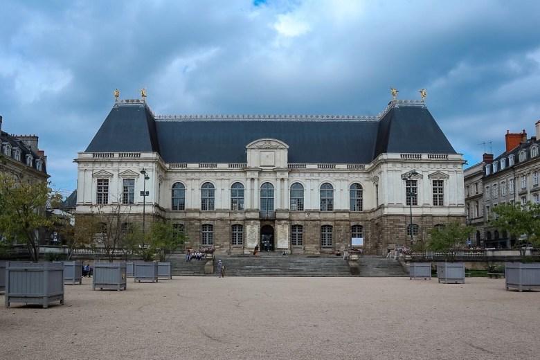 Parlement de Bretagne, Rennes