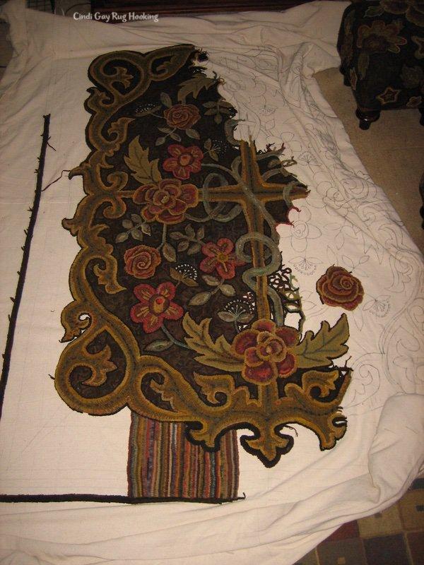room-sized rug