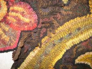 Day 434 roomsized hooked rug background step 3