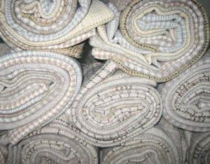 Best Beige Background for rug hooking