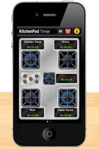 KitchenPad Timer