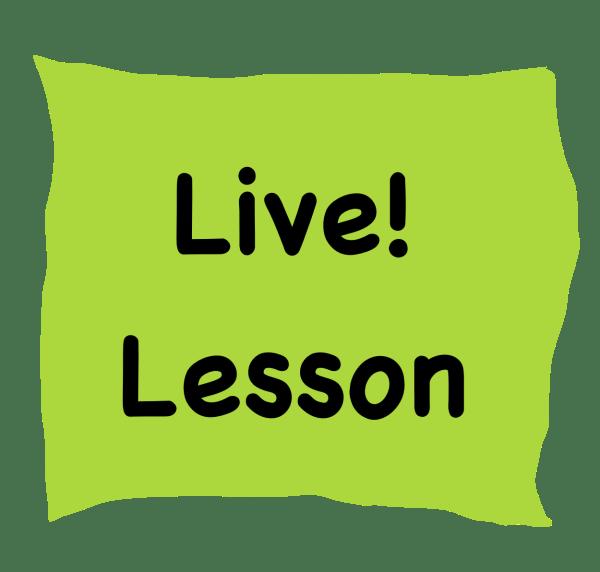 live rug hooking lessons
