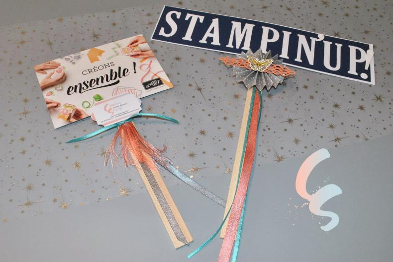 ACCESSOIRE PHOTO STAND STAMPIN'UP!