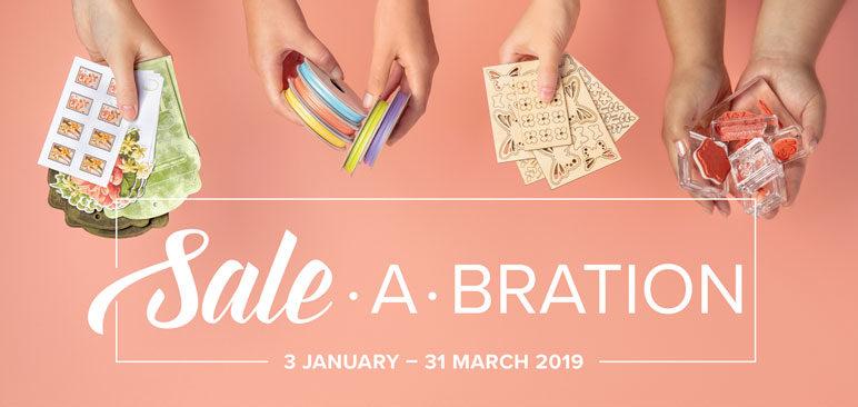 Sale-A-Bration 2019