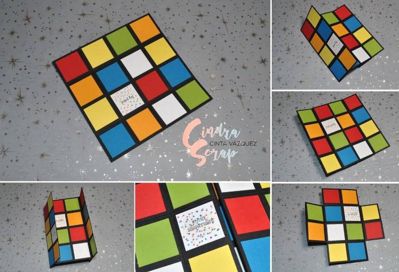Carte Rubiks Cube A Linfinie