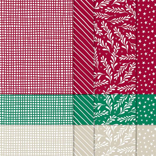 Nouvelles: Papier Classique de Noël