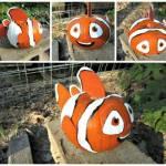 Lobby Pumpkin 2012- Finding Nemo!