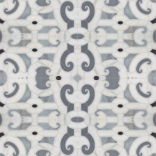 Michael S Smith Cosmati Stone Mosaic Tiles