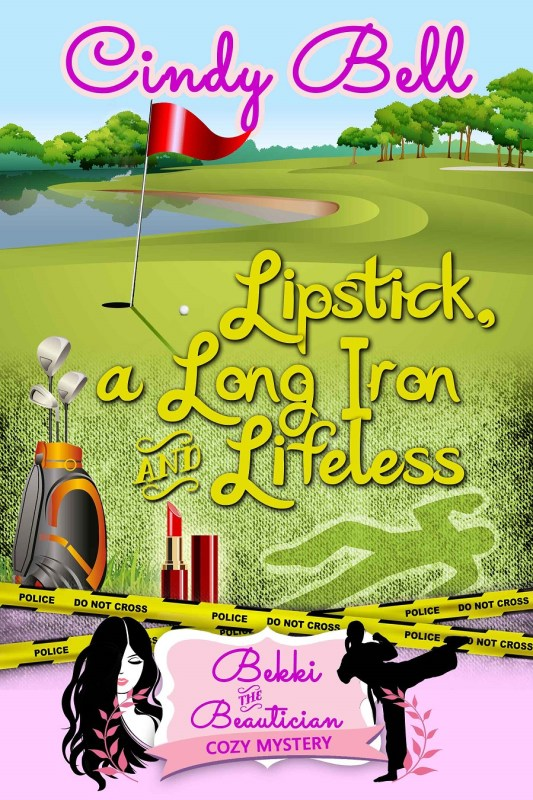 Lipstick, a Long Iron and Lifeless