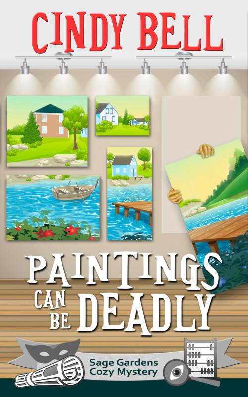 Paintings Can Be Deadly