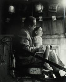 Vincente with daughter Liza Minnelli