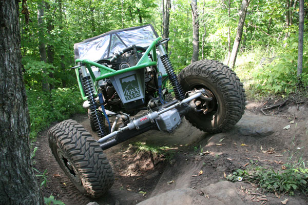 Muskoka Rock Buggies