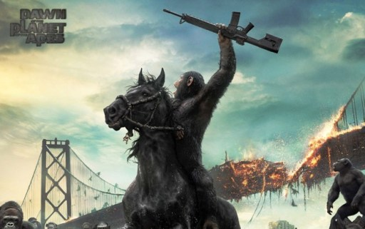 Dawn of the Planet of the Apes e
