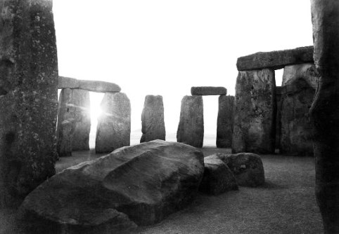 Paul Caponigro Megaliths e