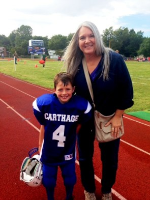 Carthage Tigers Joey and Yaya e