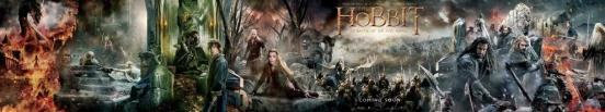 The Hobbit The Battle of Five Armies Tapestry