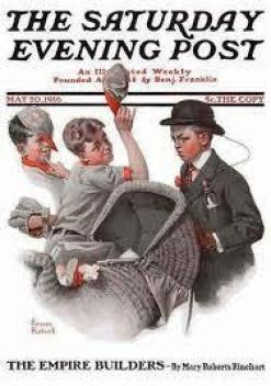 Norman Rockwell Home Duty