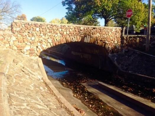 Phelps Grove Park Bridge