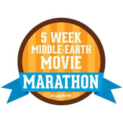 5 week middle earth movie marathon week 2