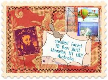 mail art example 2