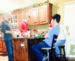 christmas 2014 the guys