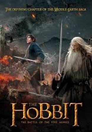 Hobbit Marathon TBOTFA
