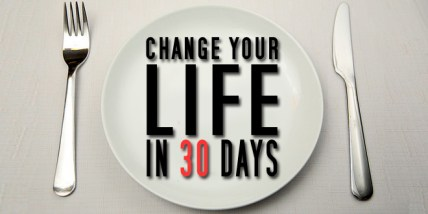 whole 30 change your life