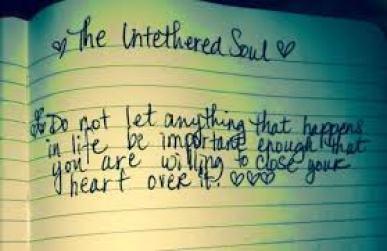 journey of joy untethered soul