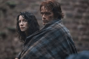 outlander sassenach and jamie