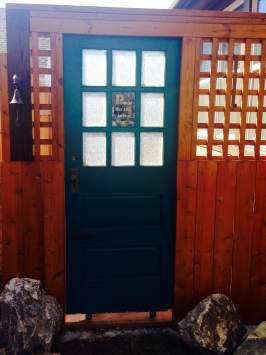 sunday peace door