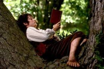 Tolkien Reading Day Frodo