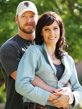 American Sniper Chris and Taya Kyle