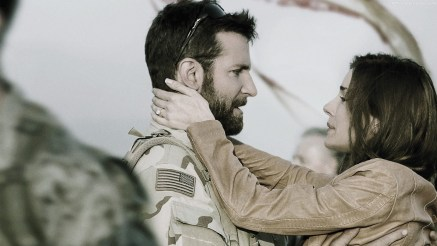 American Sniper move Chris and Taya